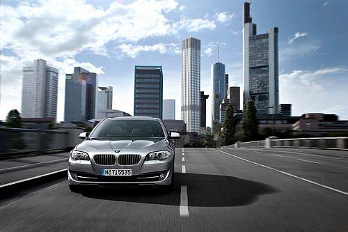 Yeni BMW 5 Serisi Tanıtıldı