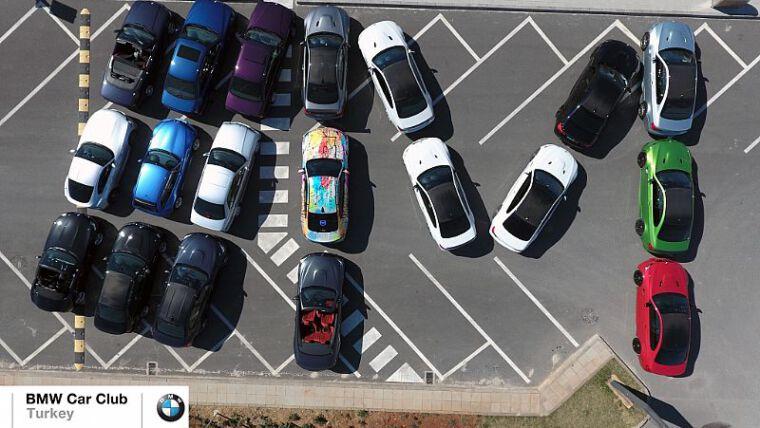 BMW Car Club Turkiye Oksijen Avm Gezisi