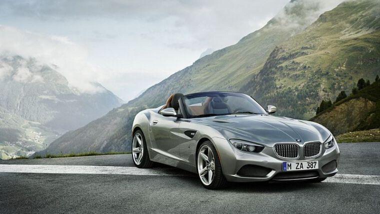 "BMW ""Z4″ Zagato Roadster Concept"