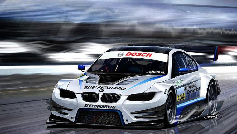 BMW 2012`de DTM`e Geri Dönüyor