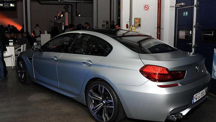 M6 Gran Coupe Tanıtıldı !