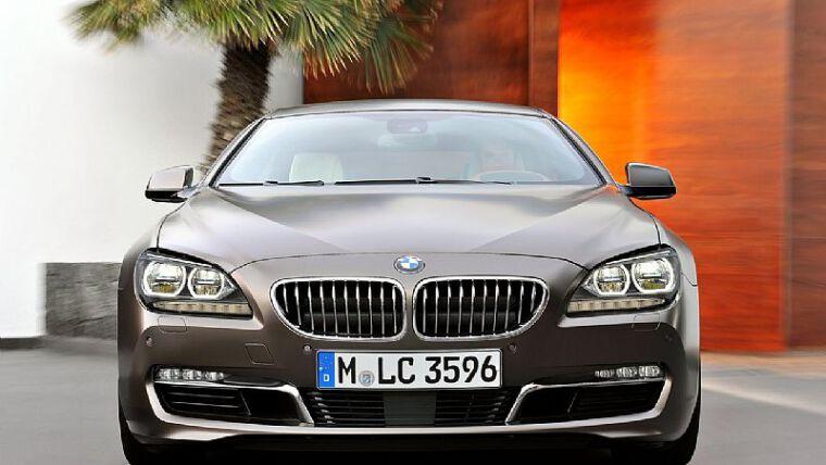 BMW, 6 Serisi Gran Coupe'yi tanıttı !