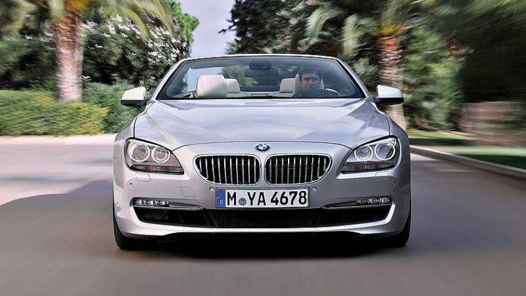 BMW`nin Yeni 6 Serisi Huzurlarınızda!