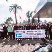 BMW Car Club Turkey İzmir Etkinliği Mart 2020